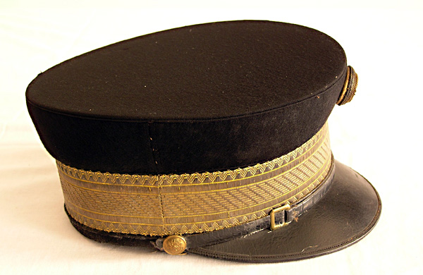 Doorman's cap