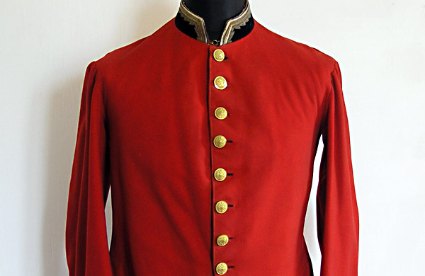 Postmaster's ceremonial jacket