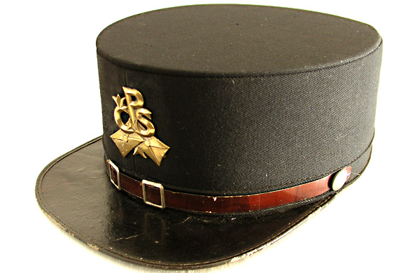 Post office employee's cap